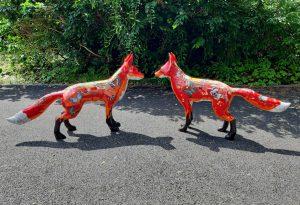 Fly in Foxes Meet Thy Maker